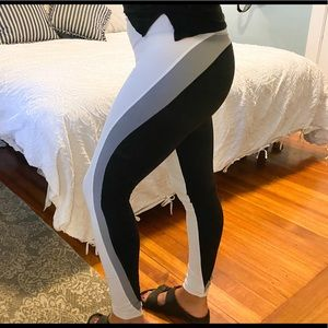 Knockout legging tights